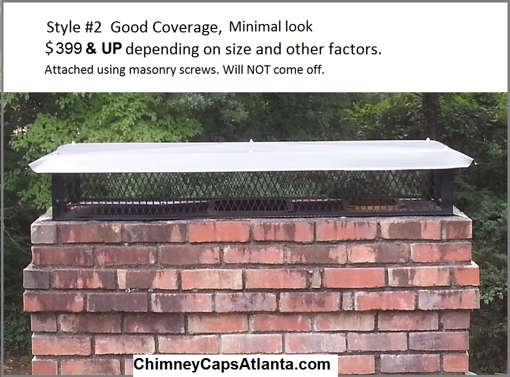 custom chimney top dunwoody